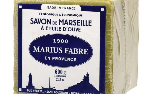 The Best Natural French Soaps: Savon de Marseille