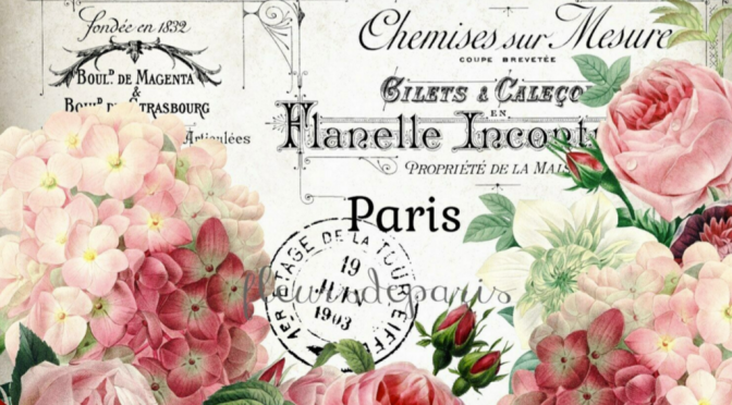 French Shabby chic  basics