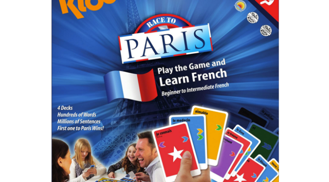 French Educational Board Games